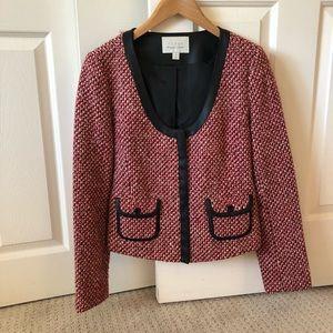 Beautiful Hinge Tweed Blazer 10